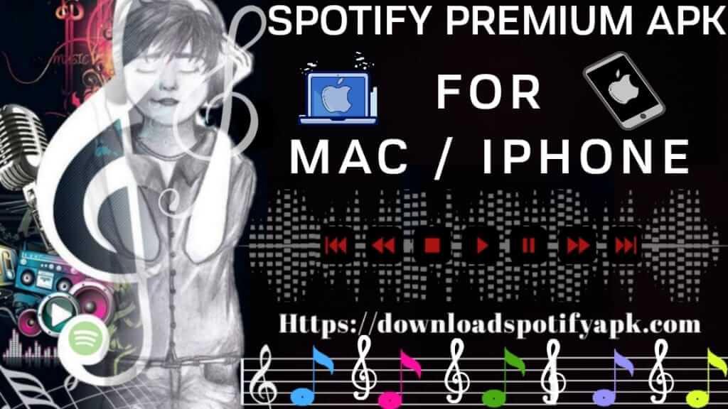 Spotify Premium Apk for iOS/Mac