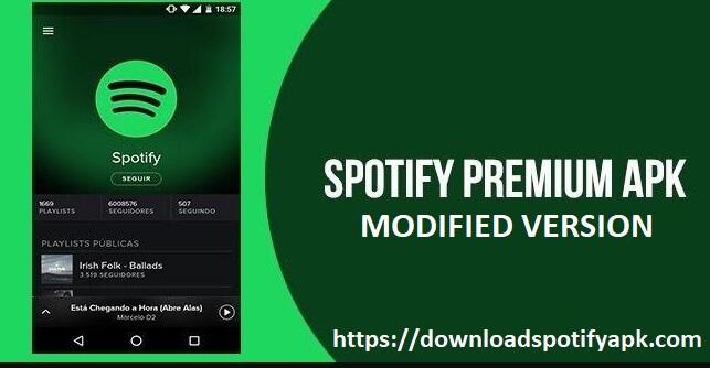 Download Spotify Mod APK 2021